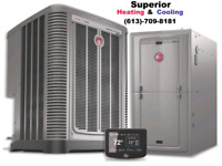 Need a new Furnace or A.C? Rent/Buy/or Finance today!!