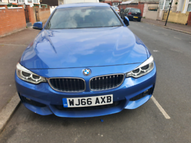 Reduced price now BMW 42OD Gran Coupe Automatic