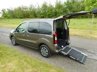 2016 Peugeot Partner Tepee 1.6 VTI Petrol WHEELCHAIR DISABLED ACCESSIBLE VEHICLE