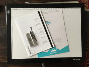 Huion L4S never used!