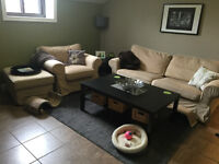 One Room and Private Bathroom in Beautiful Shared Apartment