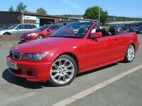 2006 06 BMW 3 SERIES 2.0 318CI M SPORT 2D 148 BHP