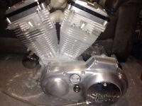 HARLEY SPORTSTER ENGINE