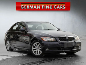 2008 Bmw 323I ***CERTIFIED*** Sun Roof, Leather, Accident Free