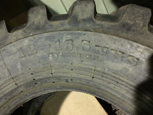 "12 X 16.5"" Skid Steer Tire"