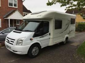 LMC Liberty TI 574, Rear Fixes Bed, Sleeps 3, 2180cc, SPECIAL PRICE.