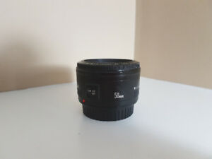 Canon EF 50mm f/1.8 II for Sale!