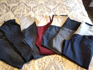 Maternity clothes 50+ items for sale - sizes XS, S, M