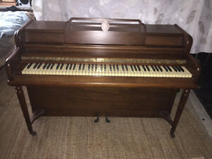 Haines Bros. Spinet Piano
