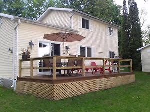 Crowe Lake Cottage Rental - August Dates Left!