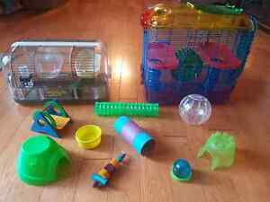 Huge Hamster Supplies Bundle!
