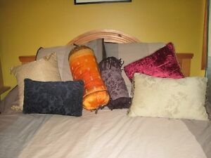 Bedroom Throw Pillows for Sale!