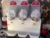 Ugolini Minigel 3 ice cream machine