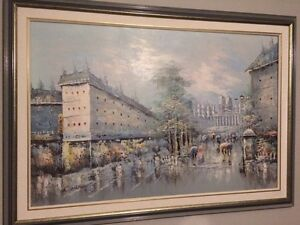 Older Oil Painting  London Ontario image 1