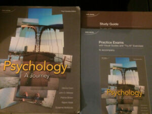Psychology: A Journey textbooks for sale