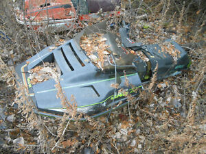 OLD YAMAHA + ARCTIC CAT SLEDS SKIDOO TRADE FOR PINBALL