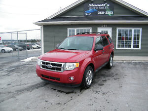 2011 Ford Escape AWD 91,000 km LOADED AND INSPECTED