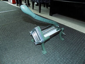 French Fry Chopper $ 125.00 NEW Call 727-5344