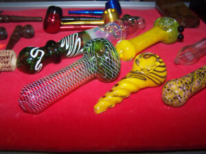 Articles pour fumeurs / Bongs / Pipes Weed / Pot / Tobacco