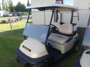 2012 Club Car Electric 48 volt