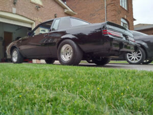 Staggered set of Convo Pro's for Buick Grand National