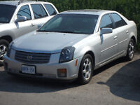 2003 Cadillac CTS Parts Only