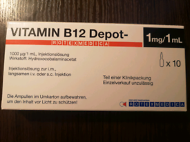 Vitamin B12 rotexmedica for injections