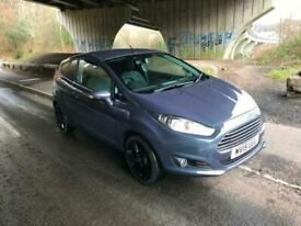 image for Ford Fiesta 1.25 Petrol Zetec 3 Door 2015 Magnum Grey Metallic £20 tax