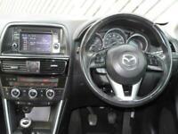 2013 Mazda CX-5 2.2TD 2WD Sport Nav STATION WAGON - 30 A YEAR ROAD TAX !!! 4X4