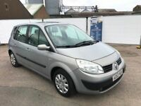 Renault Megane Scenic 1.6 Expression, *FMSH* great Family Mpv*, Air Con, Alloys, Warranty