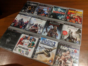 PS3 Games on Sale