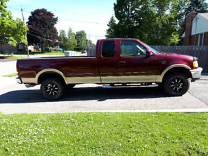 1998 FORD F150 XLT 174 KLS 4X4 CERT/E-TEST/ TRADE
