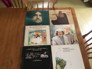 Disque de vinyle / JONI MITCHELL/CAT STEVENS/SHAWN PHILLIPS  et+