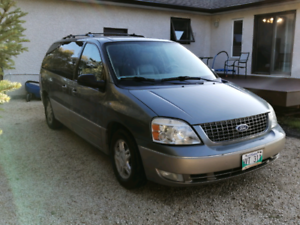 2004 Ford Freestar Van