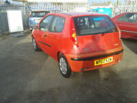 2002 Fiat Punto 1.2 ( LAST CHANCE AT THIS PRICE )