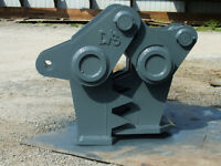D/S Manufacturing - Excavator and Loader Attachments