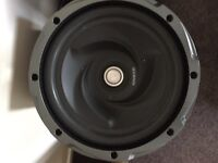 Brand new 10 inch Kenwood subwoofer