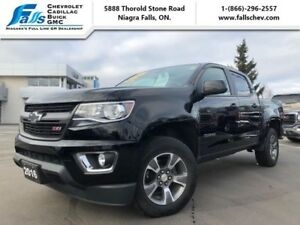 2016 Chevrolet Colorado 4WD Z71  HEATED SEATS,V6,TRAILERING