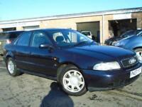 1996 P AUDI A4 1.9 TDI SE 4D 109 BHP DIESEL