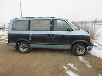 1991 GMC Safari Van *Mechanics Special*