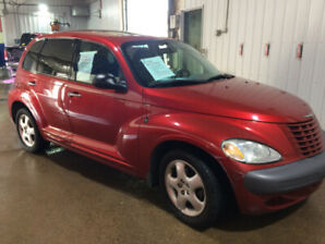Used Car for sale 2001 Chrysler PT Cruiser
