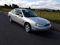 Ford Mondeo 2.0I GLX (silver) 2000