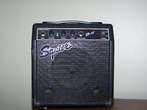Guitar Practice Amp Fender Squire SP10