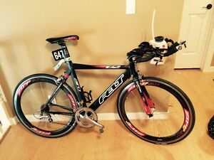 Felt B2 Pro TT Bike - Full Carbon with Dura-Ace Components