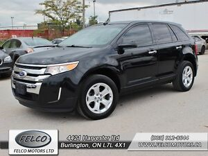 2011 Ford Edge SEL - Leather | Navigation | Pan Roof | Clean CP