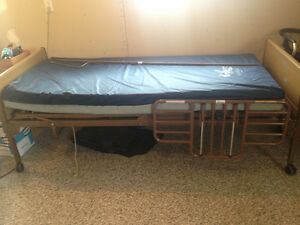 Brand new hospital bed for sale. Great condition !