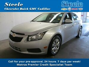 2014 Chevrolet CRUZE 1LT One Owner Just off Lease
