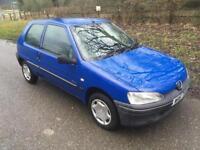 Peugeot 106 1.1 Zest 1 Ltd Edn 12 MONTHS MOT + IDEAL CHEAP LITTLE CAR