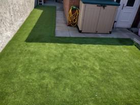 Landscape gardening services