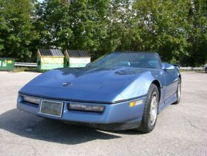 "1984 Corvette Convertible (Not ""T"" Bar)"